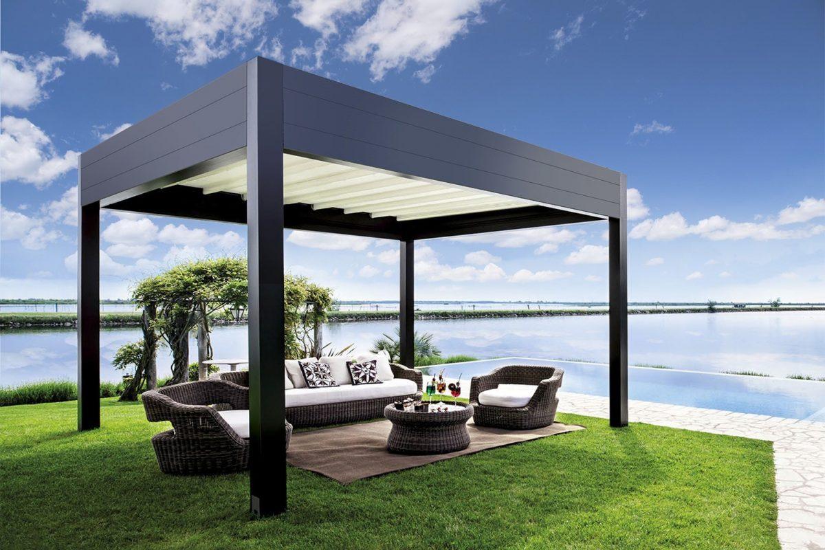 Zadaszenia tarasu – sprawdzą się nie tylko w trakcie słoneczne dni