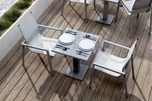 Jaki stół na duży taras?