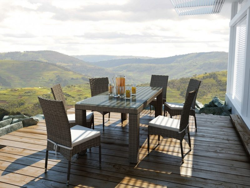 Znajdź meble na balkon dopasowane do swoich potrzeb!