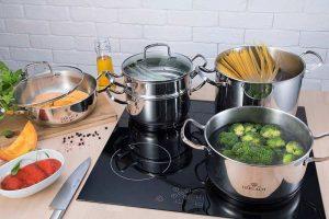 Unowocześnij swoją kuchnię poprzez funkcjonalne garnki